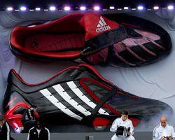 Премьера кроссовок Adidas Predator- PowerSwerve от Зинедина Зидана