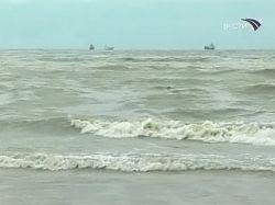 Спасательная операция в Керченском проливе приостановлена