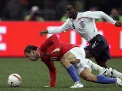 Александр Кержаков посоветовал Англии забыть о Евро-2008