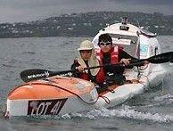 Заявка на рекорд: Два молодых австралийца хотят проплыть из Австралии в Новую Зеландию на каноэ