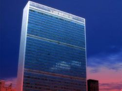 Мэр Майкл Блумберг грозится запретить школьные экскурсии в здание штаб-квартиры ООН в Нью-Йорке
