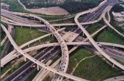 Крупнейшая развязка через шоссе Вологда - Новая Ладога и ж/д Вологда – Петербург открыта