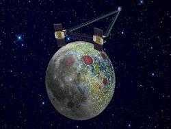 Новость на Newsland: NASA планирует разбить два своих зонда об Луну