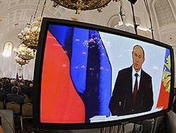 Новость на Newsland: Эксперты не увидели в послании Путина ничего нового