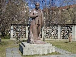 Новость на Newsland: В Грузии собирают подписи за восстановление памятника Сталину