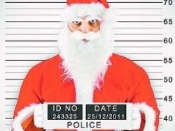Санта-Клаусы воруют, убивают и торгуют наркотиками