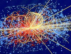 Новость на Newsland: Science: главный научный прорыв года – открытие бозона Хиггса