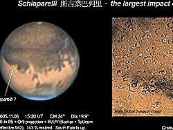 Ядерный взрыв на Марсе