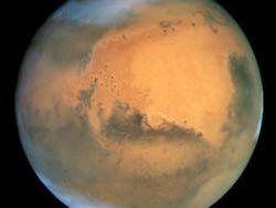 Новость на Newsland: Большая часть Красной планеты была под водой