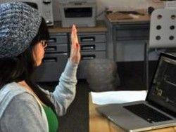 Новость на Newsland: Программа Flutterо управляет компьютером жестами