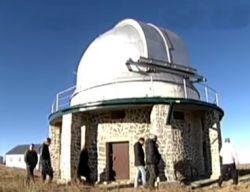 Новость на Newsland: Уникальную обсерваторию строят в горах Кавказа