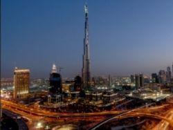 Около 1 млн человек встретят Новый год у самого высокого здания