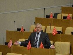 Новость на Newsland: Фракция КПРФ намерена бойкотировать заседания Госдумы