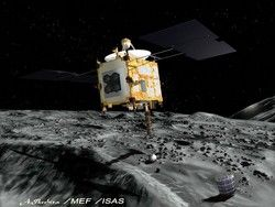 Новость на Newsland: Японцы готовят новую миссию к астероиду