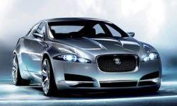 Jaguar C-XF признан концептом 2007 года