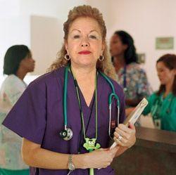 46-летняя медсестра дома престарелых в США Барбара Луиза Хаксли оказалась жестокой убийцей