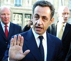 Николя Саркози против вступления Турции в Евросоюз