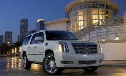 Cadillac представил новую версию внедорожника Escalade Platinum 2008
