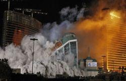 Лас-Вегас распрощался со своим первым казино New Frontier