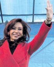 ЦИК Аргентины объявил окончательные итоги президентских выборов - выиграла Кристина Киршнер