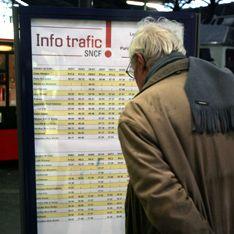 Франции грозит транспортный коллапс: сотрудники железных дорог объявили о начале забастовки