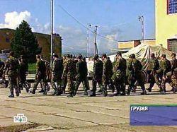 Последний российский воинский эшелон уходит из Грузии
