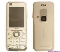 NM705i - новый солнечный телефон от Nokia