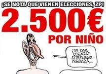 Испанские карикатуристы осуждены за оскорбление королевской семьи