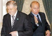 Сергей Миронов предложил Владимиру Путину свой пост