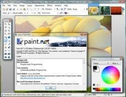 Paint.NET — интуитивный и инновационный графический редактор
