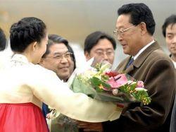 Начались первые за 15 лет переговоры премьеров двух Корей: Ким Ен Ира и Хана Док Су