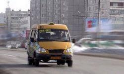 В Петербурге устроили облаву на маршрутные такси
