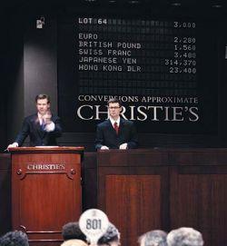 Christie\'s снял с торгов более сорока документов, похищенных из России в разные годы