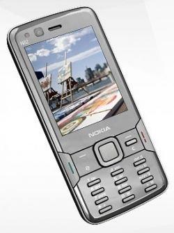 Долгожданный смартфон Nokia N82 представлен официально