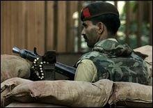 Талибы захватили пакистанский город Алпураи в 150 км от Исламабада