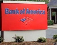 Потери Bank of America от кризиса составят $3 млрд.
