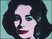 Портрет Элизабет Тэйлор был продан за $23 млн.
