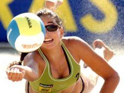Чемпионат мира по пляжному волейболу 2009 года пройдет в Москве