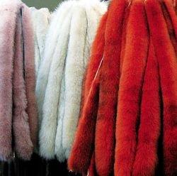 Эта зима обещает быть яркой: в этом сезоне в моде цветные шубы