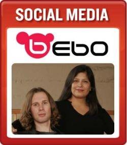 Члены социальной сети Bebo получат доступ к медиаконтенту крупных компаний