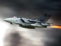 Штурман самолета Tornado GR4 ВВС Великобритании погиб, катапультировавшись во время тренировочного полета