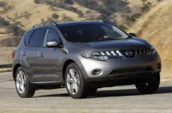 Состоялся дебют Nissan Murano 2009