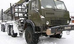 Петербургские угонщики переключились на грузовики