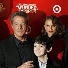 Дастин Хоффман боится премьеры своей детской картины «Лавка чудес»