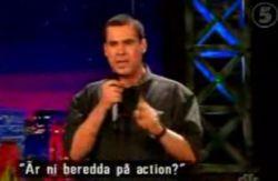 Юморист Пабло Франсиско парадирует голос из кинотрейлеров (видео)