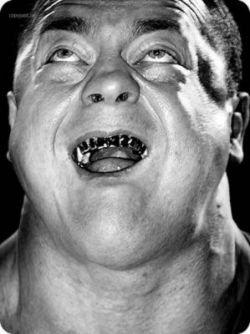 Смешные лица штангистов (фото)