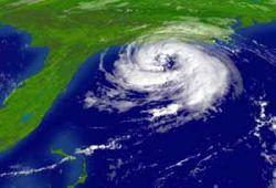 На Украине объявлено штормовое предупреждение