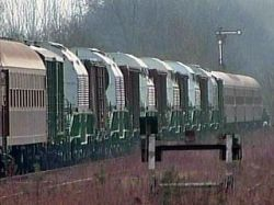 В Калининграде задержан грузовой вагон из Литвы с цезием-137