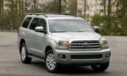 Toyota представила абсолютно новый внедорожник Sequoia