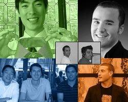 Лучшие молодые предприниматели Америки 2007